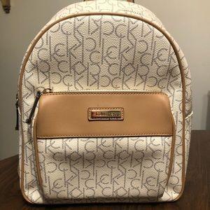 Calvin Klein Monogram Medium Backpack
